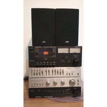 UNITRA M 8010 magnetofon wzmacniacz korektor tuner