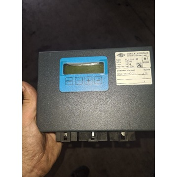 Sterownik osi skrętnych mobil elekttonik
