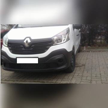 Kompletny przód Renault Trafic biały od 2015