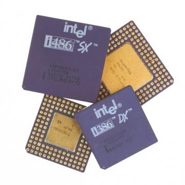 Procesory Intel 4 szt