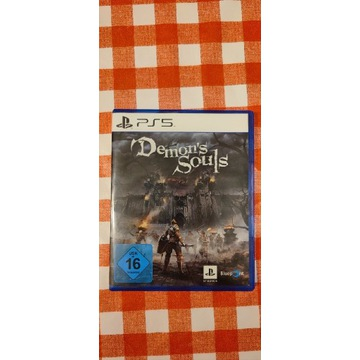 Demon's Souls PL PS5 Ideał| Wysyłka