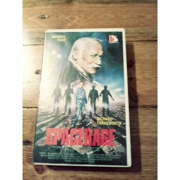 Spacerage VHS VIM