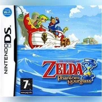 Gra DS/3DS The Legend of Zelda: Phantom Hourglass