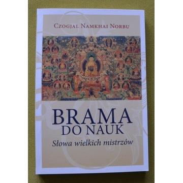 Czogjal Namkhai Norbu Brama do nauk