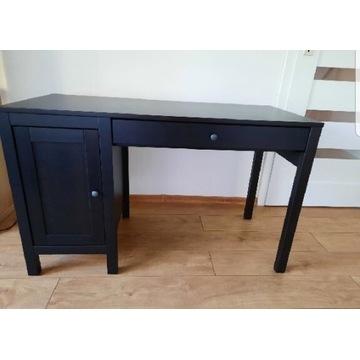 biurko Ikea HEMNES czarnybrąz