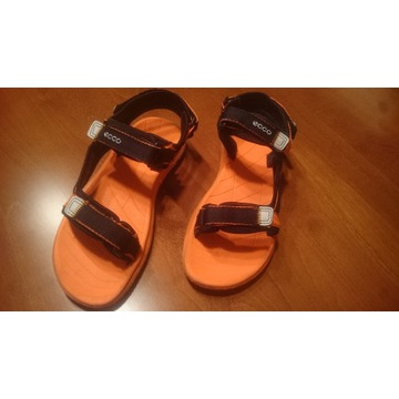 Sandały dziecięce Ecco 33, mało używane