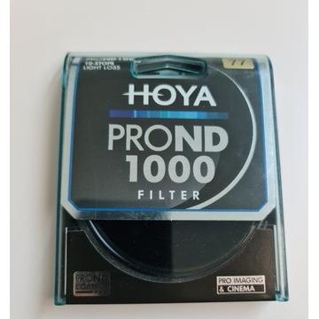 Hoya Filtr szary PRO ND 1000 77mm
