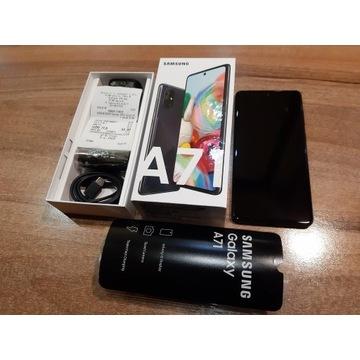 Samsung Galaxy A71 Gwarancja od 08.05.2020 (Play)