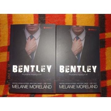 BENTLEY Melanie Moreland - NOWA