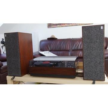 Fonomaster 76 WG 610 dedykowane kolumny vintage