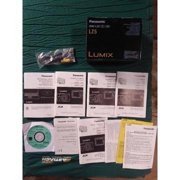 Instrukcje kabel płyta po Panasonic Lumix LZ5