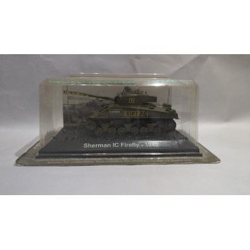 MODEL KOLEKCJONERSKI Czołg Sherman IC Firefly
