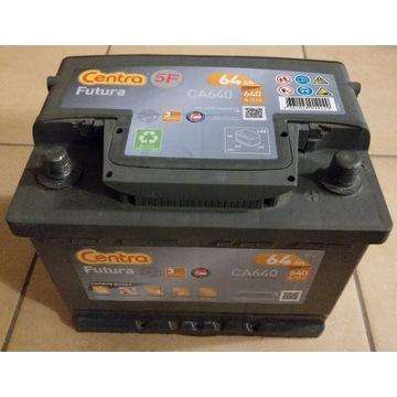 Akumulator CENTRA FUTURA 64Ah 640A P+