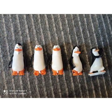 Klocki Cobi Pingwiny z Madagaskaru