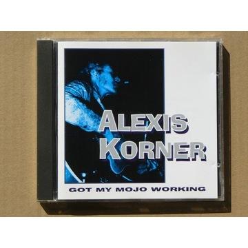 Alexis Korner - Got My Mojo Working 1994 1wydUK/EU