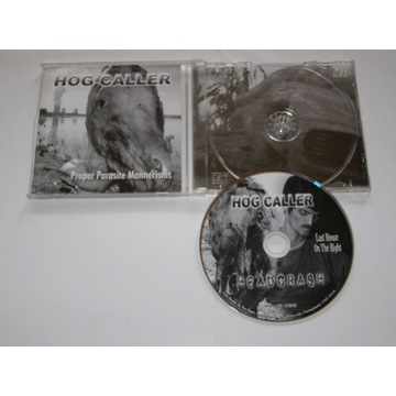 HOG CALLER + HEADCRASH - Proper Parasite Manneris