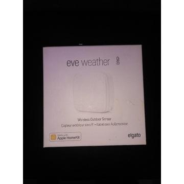 Czujnik Zewnętrzny Elegato Eve Weather HomeKit.
