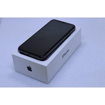 iPhone X 64 GB Space gray czarny polska
