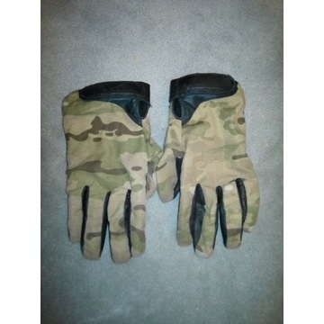 Rękawiczki taktyczne Multicam letnie L