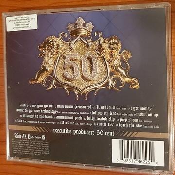 Płyta CD 50 CENT CURTIS (wydanie 2007)  Jak Nowa