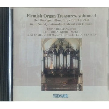 Flemish Organ Treasures, volume 3