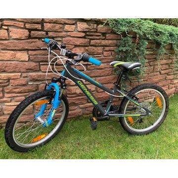 Rower dziecięcy MTB GENESIS HOT 20 (kask gratis)