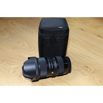 Sigma Art 18-35 f 1,8 HSM obiektyw do Canon