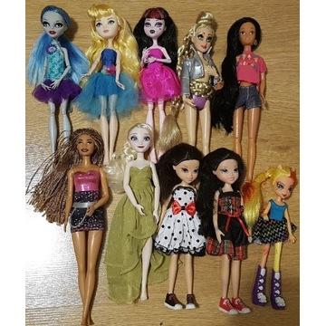 Zestaw lalek Monster High Barbie Moxie Equestria