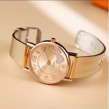 Elegancki zegarek damski  LICYTACJA