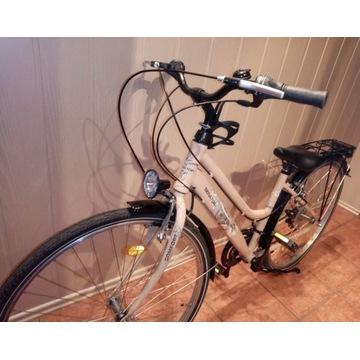 Niemiecki Rower Damski SENATOR 28 cali, 18 biegów
