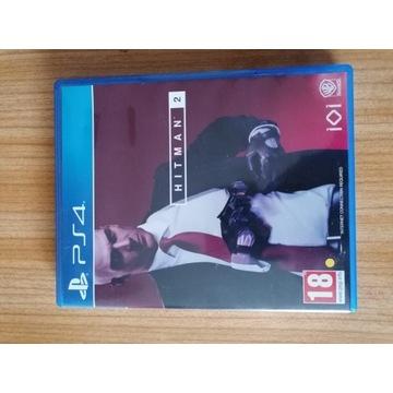 HITMAN2 na PS4