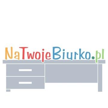"""Papier ksero """"NaTwojeBiurko.pl"""", Biały, 1 ryza"""