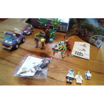 Zestaw Lego Friends 41421 + Harry Potter i inne
