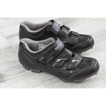 Buty rowerowe damskie Shimano, rozmiar 40