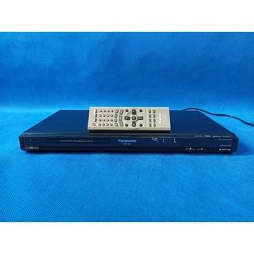 Odtwarzacz CD / DVD Panasonic DVD-S33 / PL /Pilot