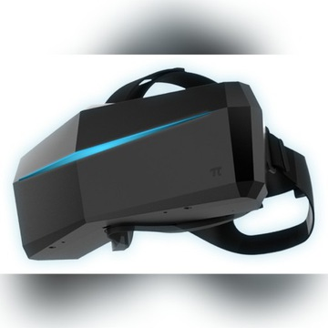 PIMAX 5k PLUS Gogle VR + HTC 2xKontrolery 2xStacje