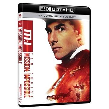 Mission Impossible cz. 1 - 4K UHD Blu-ray