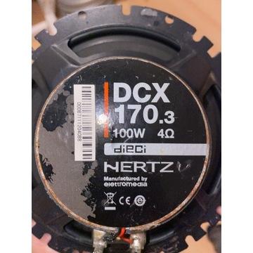 Głośniki HERTZ DCX 170.3 100W dwudrożne