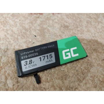 BATERIA IPHONE 6S 616-00036 GREEN CELL NAJTANIEJ!!