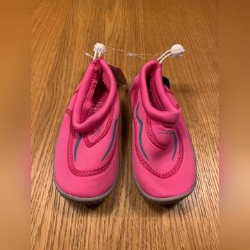Dziecięce buty do wody na plażę rozmiar 27
