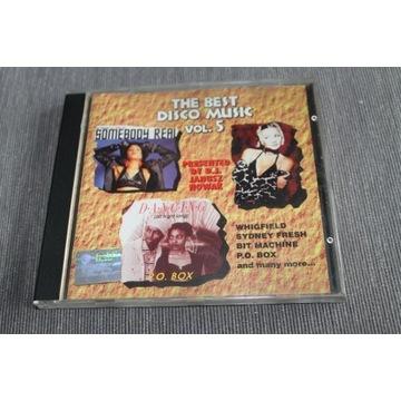 The Best Disco Music Vol. 5  Snake's Music