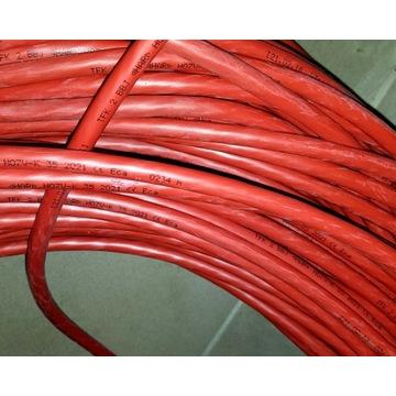 Przewód Elpar LGY 1 żyła 35 mm2 H07V-K czerwony