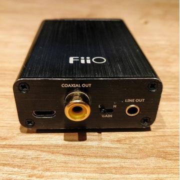 DAC i wzmacniacz słuchawkowy Fiio E10k olympus 2
