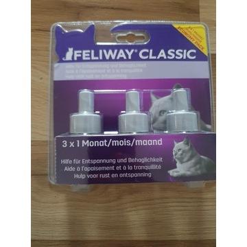 Feliway Classic Fermony Dla Kotow wklady 3 pak