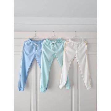 Spodnie dresowe z lampasem