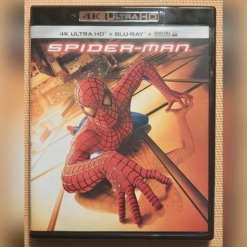 SPIDER-MAN 4K UHD (PL)