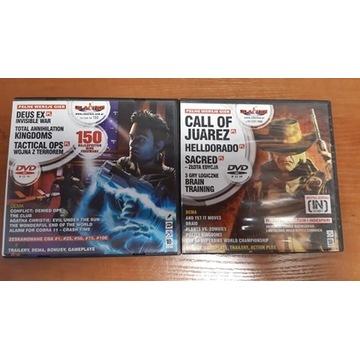 Zestaw 9 gier - Deus Ex, Call of Juarez, Sacred