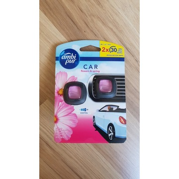 Ambi Pur Car flowers and Spring zapach do auta