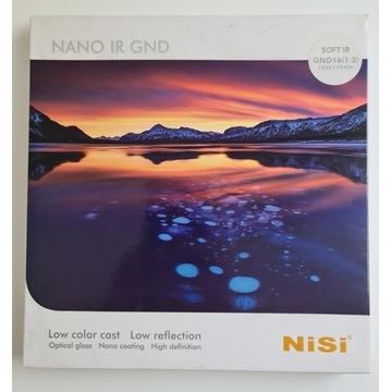 Filtr połówkowy NiSi 150x170 GND16 (1.2) SOFT