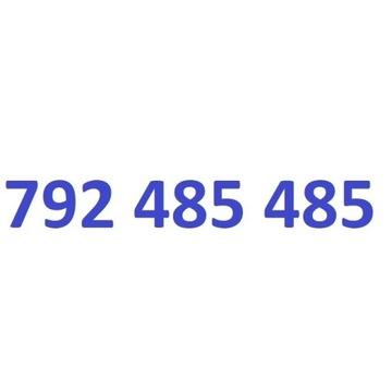 792 485 485 starter play złoty numer